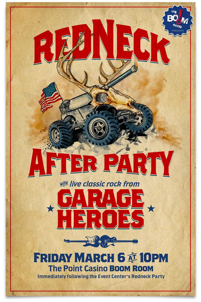RedNeck Rock Party